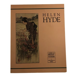 Helen Hyde American Printmakers Signed For Sale