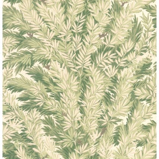 Cole & Son Florencecourt Classic Botanical Style Wallpaper - 11 Yard Roll For Sale