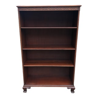 Traditional Book Case Made by Imperial Furniture For Sale