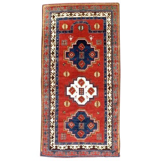 Bordjalu Kazak Prayer Rug For Sale