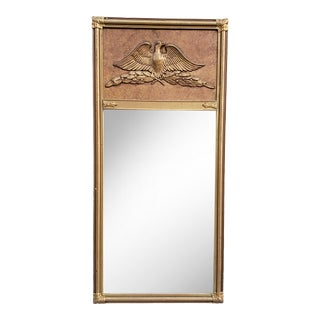 Antique Federal Style Mirror For Sale