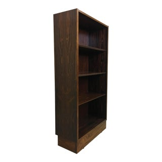 Danish Rosewood Bookshelf by Poul Hundevad For Sale