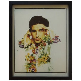 Original Davis Factor Photograph of Billy Baldwin For Sale
