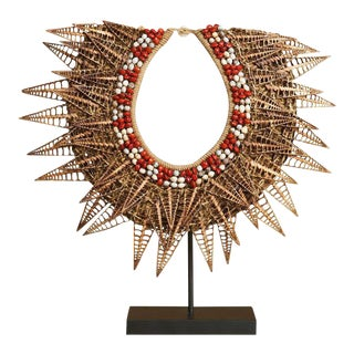 Interlude Home Indonesian Star Necklace