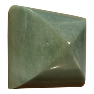 Guatemalan Jade Paper Weight For Sale