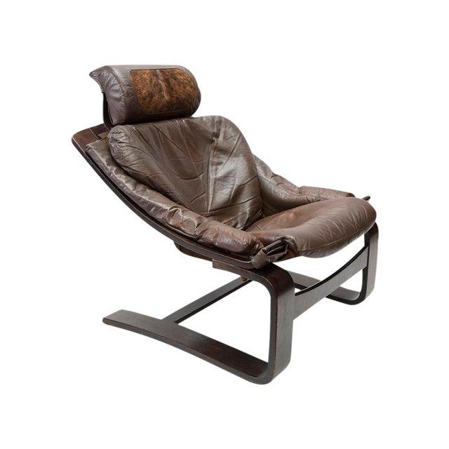 b343da015 Kroken De Lux Lounge Chair by Ake Fribytter For Sale