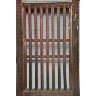 Chinese Country Doors With Original Patina - a Pair Preview