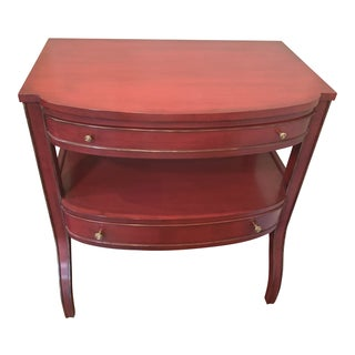 Traditional Henkel Harris Night Stand For Sale