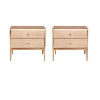 Pair of Vasily Nightstands For Sale