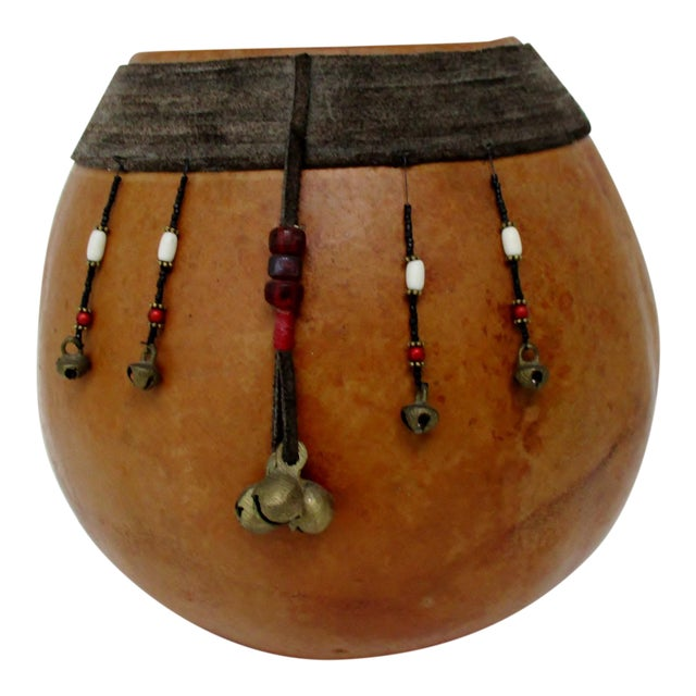 Decorated Gourd Vase For Sale