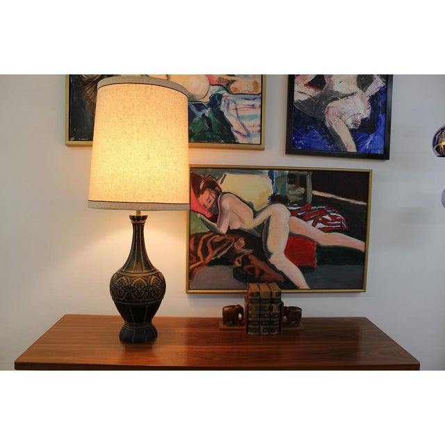 Mid-Century Modern Fortune Table Lamp - Image 7 of 7
