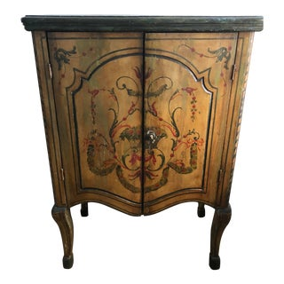 19th Century Antique Italian Cabinet For Sale