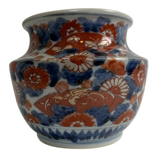 Early 20th Century Small Imari Vase For Sale