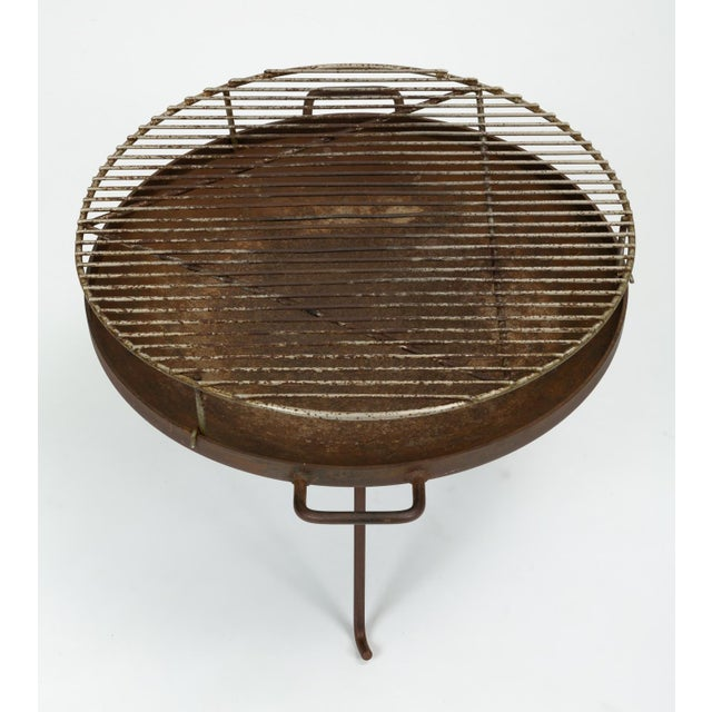 California Modern Barbecue or Brazier by Stan Hawk for Hawk House For Sale - Image 4 of 13