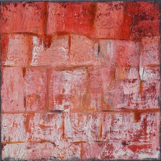 """""""Terra Cotta"""" Contemporary Abstract Painting by Laurie MacMillan For Sale"""