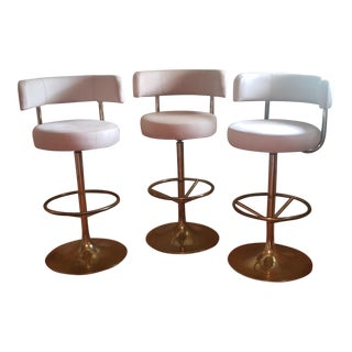 Börje Johansson Jupiter Stools - Set of 3 For Sale