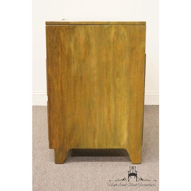 """Davis Cabinet Co. Solid Oak Richwood Finish 48"""" Vanity For Sale - Image 9 of 13"""