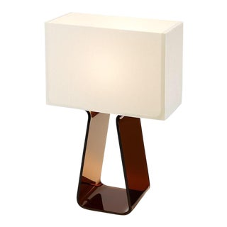 Pablo Designs Tube Top Table Lamp For Sale