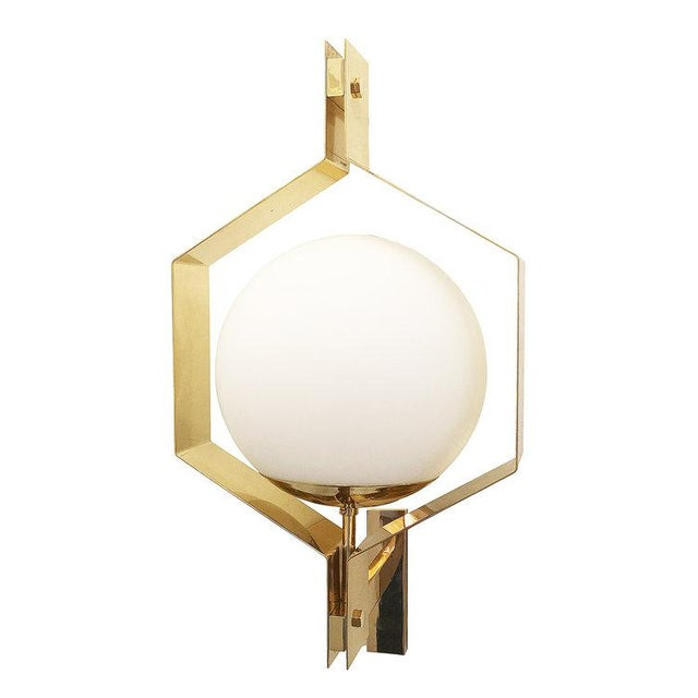 Not Yet Made - Made To Order Esagono Wall Light by formA For Sale - Image 5 of 8