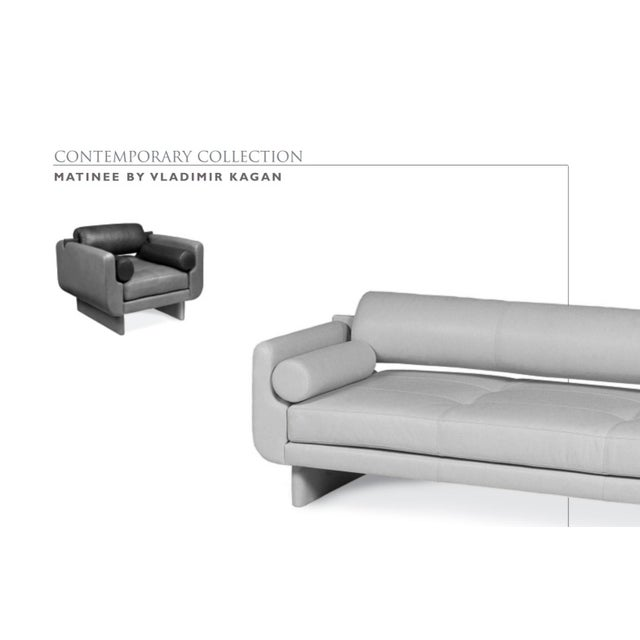 2000 - 2009 Matinee Sofa Daybed by Vladimir Kagan for American Leather For Sale - Image 5 of 13