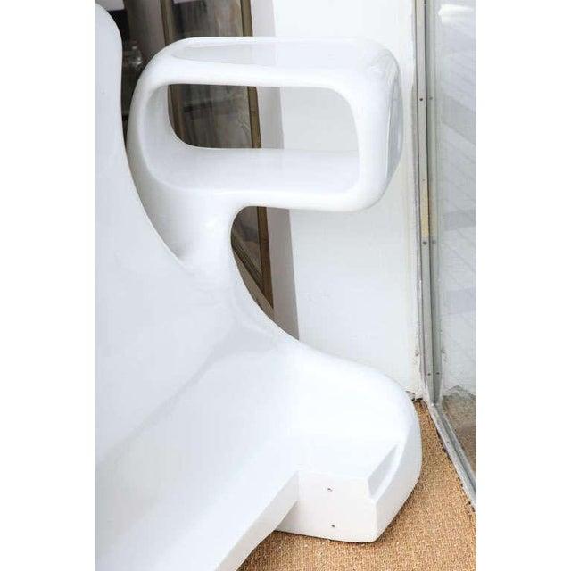 Jordan Mozer White Headboard - Image 6 of 9