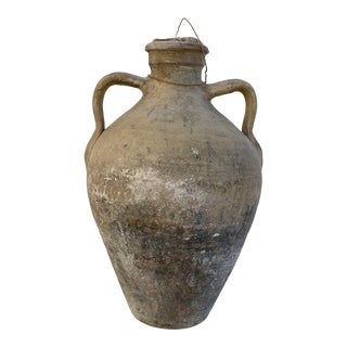 Early 20th Century Spanish Water Vessel For Sale