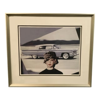 Vintage 1969 Vogue Photograph by John Rawlings For Sale
