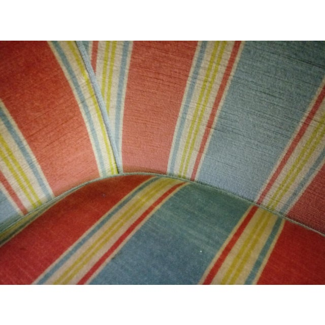 Italian Modern Loveseat After Gio Ponti For Sale - Image 9 of 12