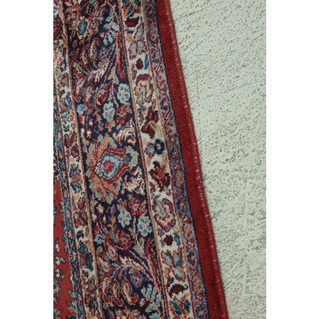 Karastan Pattern 785 Sarouk Approx 11 X 20 Rug For Sale - Image 4 of 11