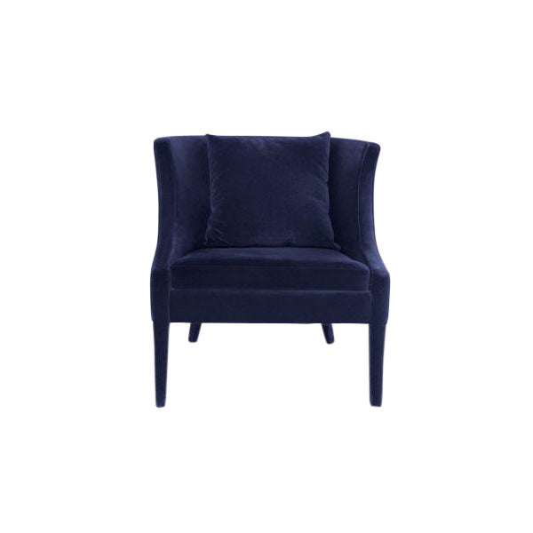 With an insatiable appetite for glamour KOKET designers took the classic tub chair to new heights with the vivacious...