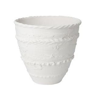 Pompeii White Cachepot For Sale