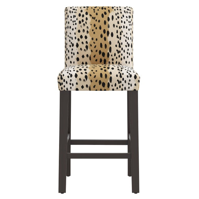 Absolutely timeless, this Bar Stool has the chic finishing touch your dining décor needs. These elegant armless bar stool...