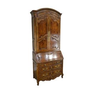 Henredon Folio 10 French Louis XV Style Secretary Desk For Sale