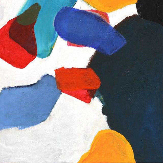 "Leonardo Aguirre ""2 Full Colors"" Original Painting For Sale - Image 4 of 8"