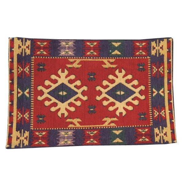 Southwestern Table Runner & Placemat Set - Image 2 of 2