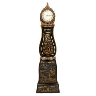 Antique Swedish Mora Clock For Sale