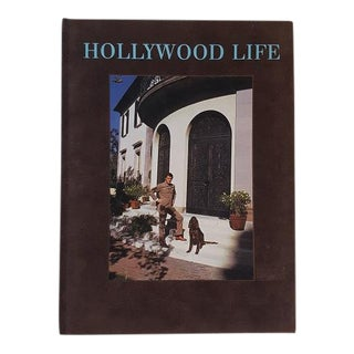 Vintage Hollywood Life Book by Eliot Elisofon For Sale