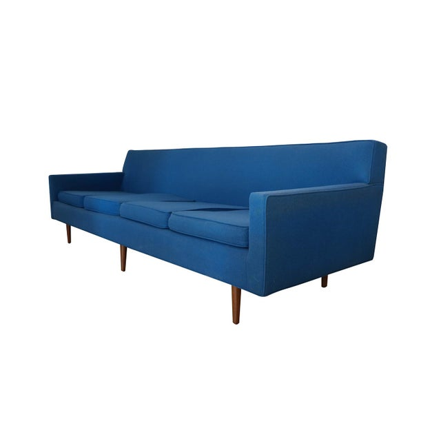 Thayer Coggin Milo Baughman for Thayer Coggin Mid Century Modern Sofa For Sale - Image 4 of 10
