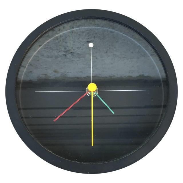 Syohei Mihara Vintage Wakita Memphis Wall Clock - Image 1 of 5
