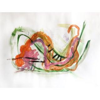 """""""Snail's Pace"""" Original Art by Jessalin Beutler For Sale"""