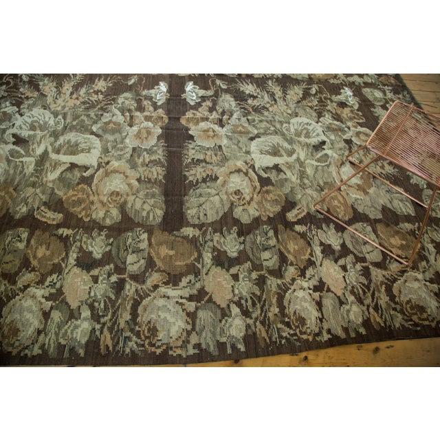 "Vintage Kilim Carpet - 7'8"" X 12'4"" - Image 5 of 8"