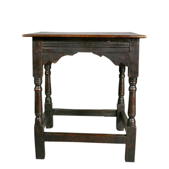 Jacobean Oak Table For Sale