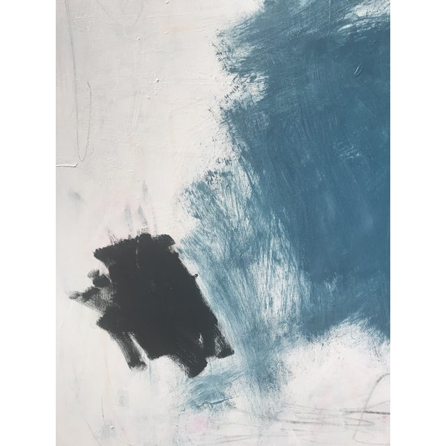 """""""Percussion"""" by Sarah Trundle, Contemporary Abstract Painting For Sale - Image 6 of 7"""