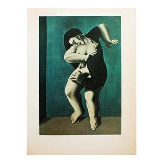 "1972 Rene Magritte, ""The Titanic Days"" Original Photogravure For Sale"