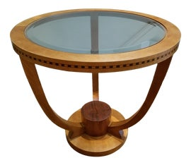 Image of Hickory White Tables