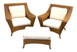 Image of Brown Seating