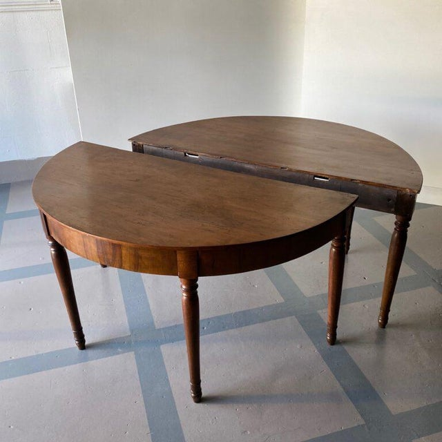 Italian 19th Century Italian Console Tables - a Pair For Sale - Image 3 of 9