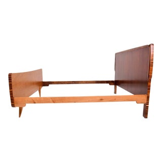 Mid-Century Modern Italy Bed Frame For Sale