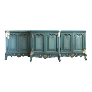 1960s French Provincial Phyllis Morris Buffet For Sale