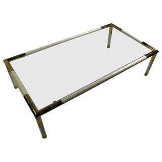 Coffee Table by Tommaso Barbi Coffee Table For Sale